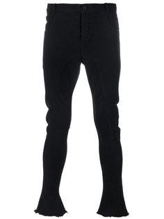 расклешенные брюки Masnada