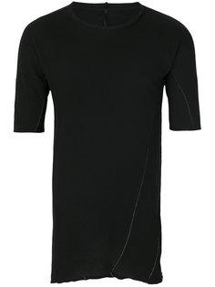 футболка стандартного кроя Masnada