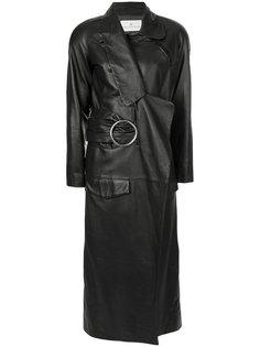 асимметричное пальто Joshua Millard