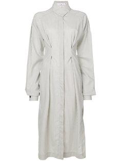 платье-рубашка на пуговицах Joshua Millard