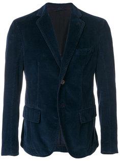 вельветовый пиджак Weber + Weber