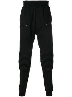 спортивные штаны с байкерском стиле Junya Watanabe Comme Des Garçons Man