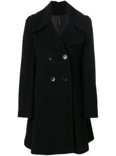 двубортное пальто  Plein Sud
