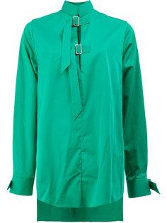 рубашка с удлиненным подолом Aalto