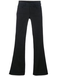расклешенные брюки Andrea Yaaqov