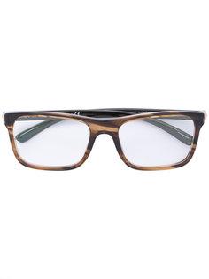 очки с квадратной оправой Bulgari