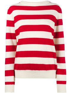 свитер в полоску с длинными рукавами Sailor Holiday