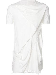 многослойная футболка Rick Owens DRKSHDW