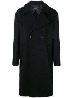 объемное пальто Yang Li