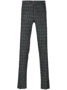 прямые брюки чинос Canali