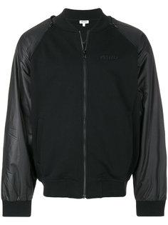 спортивная куртка со съемными рукавами Kenzo