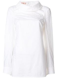рубашка с воротником Marni