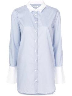 рубашка с контрастным воротником и манжетами  Equipment
