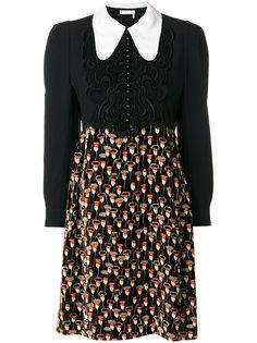 гипюровое платье Swirl Chloé