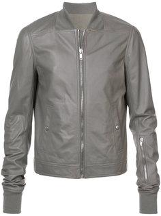 фактурная куртка  Rick Owens