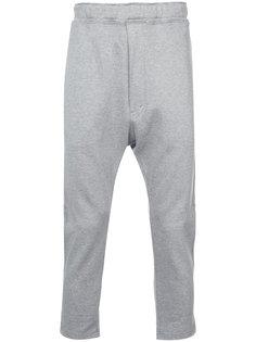 укороченные спортивные брюки Junya Watanabe Comme Des Garçons Man
