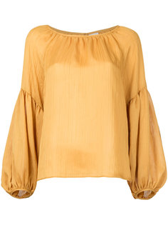 блузка со свободными рукавами  Cityshop