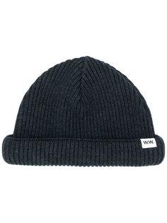 шапка в рубчик Daci  Wood Wood