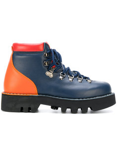 трехцветные ботинки Sofie Dhoore