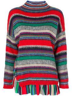 вязаный свитер Alexa Erika Cavallini