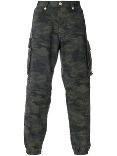 """брюки в стиле """"милитари"""" Unravel Project"""