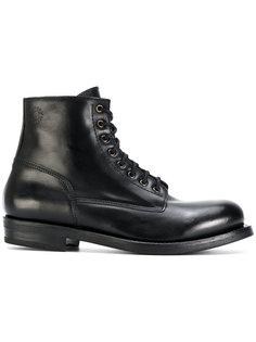 ботинки на шнуровке Buttero