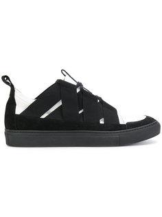 кроссовки с ремешками Damir Doma