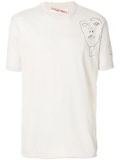 футболка с графическим принтом Damir Doma