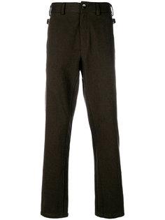 брюки прямого кроя  Damir Doma