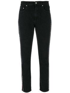 брюки с боковыми вставками  MSGM