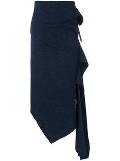 асимметричная юбка  Damir Doma