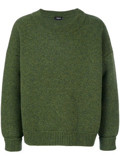 свитер свободного кроя Dsquared2