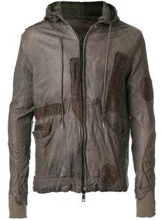куртка с капюшоном Giorgio Brato