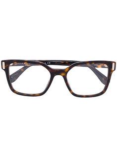 квадратные очки Prada Eyewear