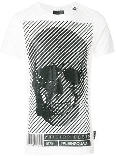 футболка Oscar Philipp Plein