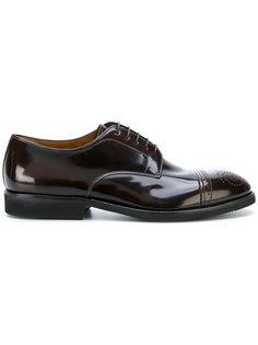 туфли броги Premiata