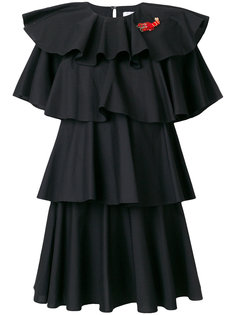 платье Manila с рюшами  Vivetta