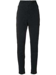 зауженные брюки с завышенной талией Y-3
