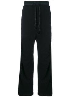 спортивные брюки с заниженной проймой D.Gnak