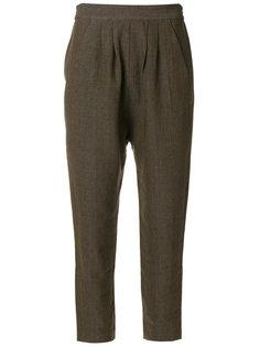 укороченные брюки Masscob