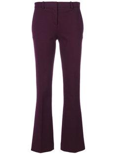 классические расклешенные брюки Versace