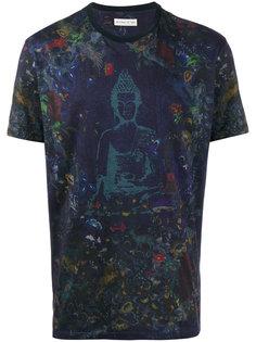 футболка с принтом Будды Etro