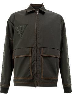 куртка с вышивкой Stella McCartney