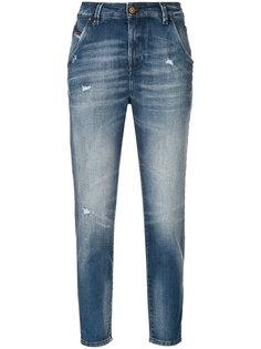 укороченные джинсы Diesel