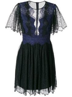 кружевное платье Foxglove Three Floor