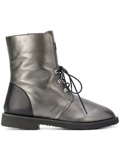 байкерская ботинки Fortune Giuseppe Zanotti Design