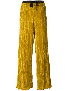 широкие брюки  Nude