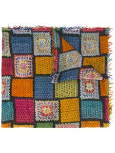 лоскутный шарф Faliero Sarti