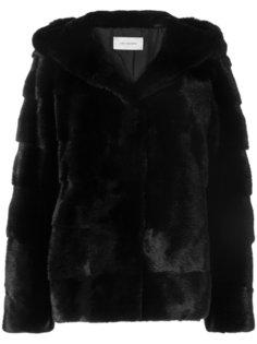 куртка с капюшоном Yves Salomon