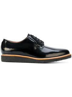 классические туфли дерби Common Projects